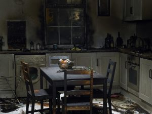 kitchen fire damage scottsdale