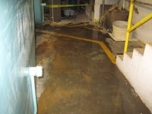 water damage chandler, water damage cleanup chandler