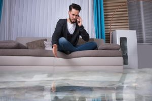 gilbert water damage cleanup
